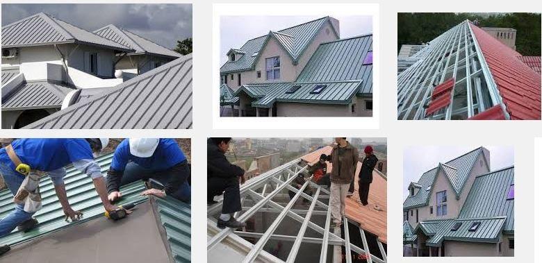 Chống dột mái tôn - Công ty chống thấm nhà - Nhà xưởng - Sửa chữa nhà - Sơn lại nhà cũ đẹp tại tphcm
