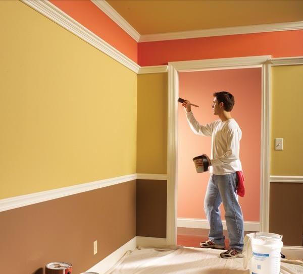 Thợ sơn lại nhà cũ tại tphcm - Sửa chữa nhà - Chống thấm - Sửa chữa mái tôn Tại tphcm