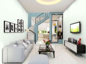 sơn nhà theo yêu cầu